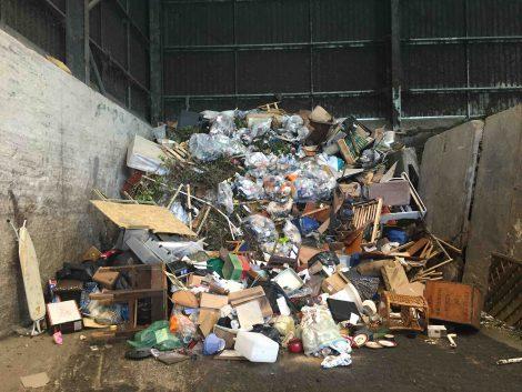 Waste Transfer Station Hampshire