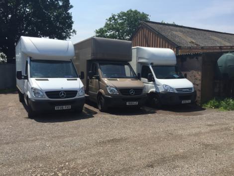 Hampshire House Clearances Vans